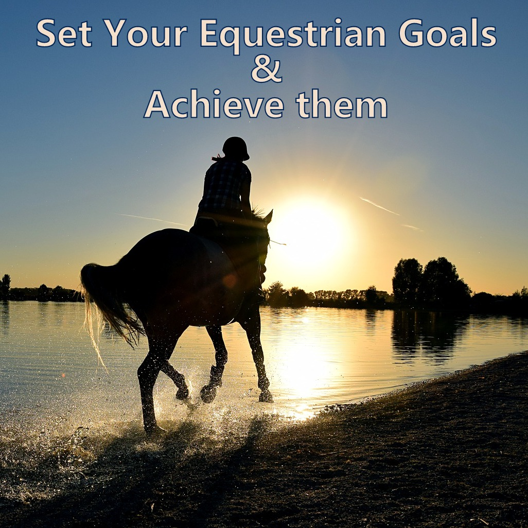 Set Your Equestrian Goals and Achieve them_HippoLogic