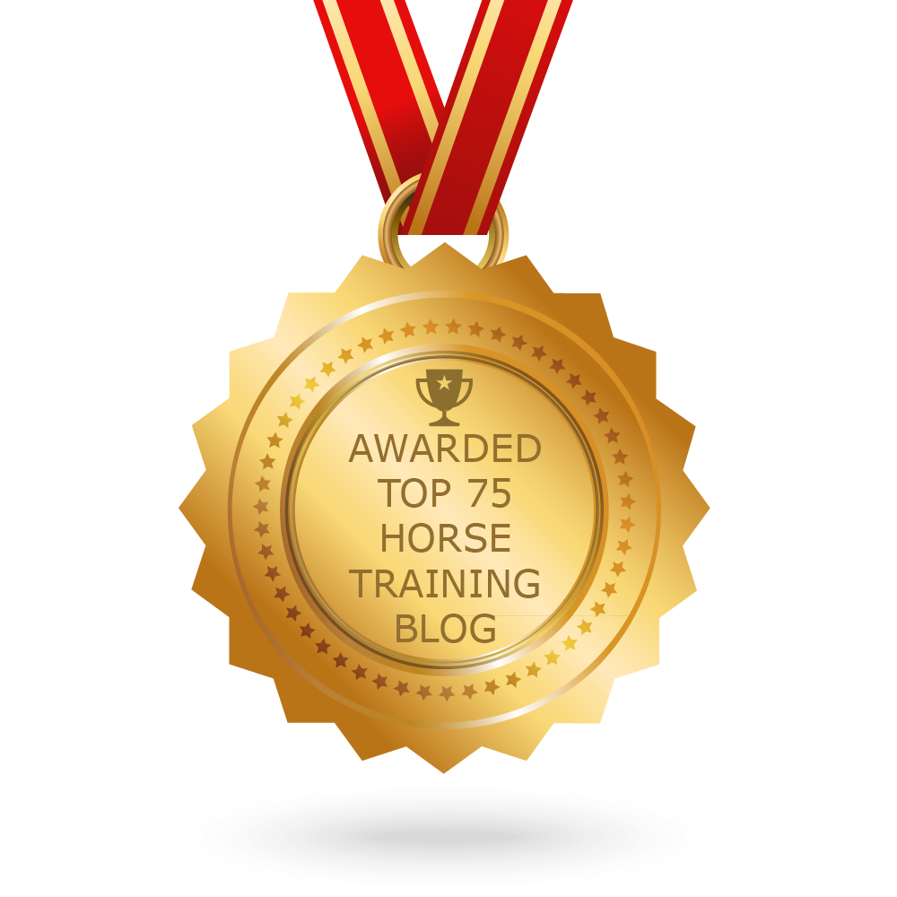 Awarded top 75 Horse Training Blog
